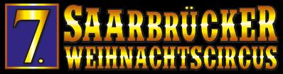 Saarbrücker Weihnachtszirkus Logo